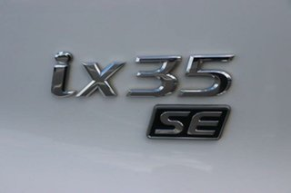 2014 Hyundai ix35 LM3 MY14 SE White 6 Speed Sports Automatic Wagon