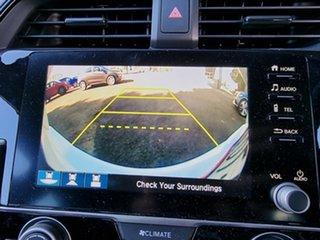 2020 Honda Civic 10th Gen MY20 VTi-S Platinum White 1 Speed Constant Variable Sedan