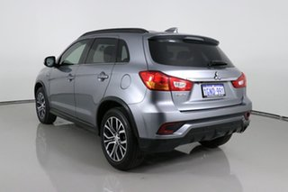 2017 Mitsubishi ASX XC MY17 LS (2WD) Grey Continuous Variable Wagon