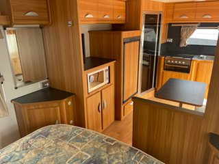 2012 Coromal Lifestyle Caravan