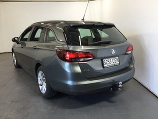 2017 Holden Astra BK MY18 LS+ Sportwagon Grey 6 Speed Sports Automatic Wagon