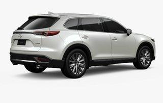 2020 Mazda CX-9 TC Azami LE SKYACTIV-Drive i-ACTIV AWD Snowflake White Pearl 6 Speed.