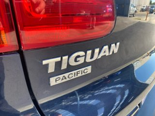 2013 Volkswagen Tiguan 5N MY14 103TDI DSG 4MOTION Pacific Blue 7 Speed Sports Automatic Dual Clutch