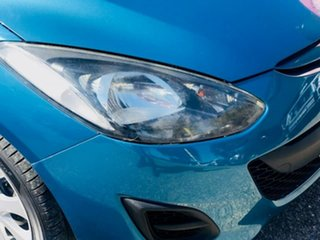 2010 Mazda 2 DE10Y1 Maxx Blue 5 Speed Manual Hatchback