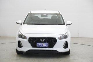 2019 Hyundai i30 PD MY19 Go Polar White 6 Speed Sports Automatic Hatchback.