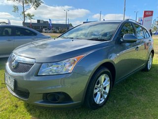 2014 Holden Cruze JH Series II MY14 CD Sportwagon Grey 6 Speed Sports Automatic Wagon