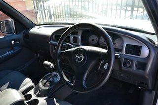 2005 Mazda B4000 Bravo SDX (4x4) White 5 Speed Automatic Dual Cab Pick-up