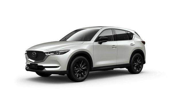 Demo Mazda CX-5 KF4WLA GT SKYACTIV-Drive i-ACTIV AWD SP Toowoomba, 2021 Mazda CX-5 KF4WLA GT SKYACTIV-Drive i-ACTIV AWD SP Snowflake White Pearl 6 Speed