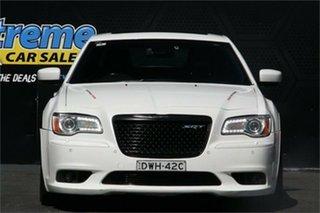2014 Chrysler 300 LX MY14 SRT-8 Beige 5 Speed Sports Automatic Sedan.