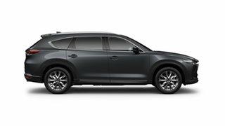 2021 Mazda CX-8 KG2W2A GT SKYACTIV-Drive FWD Machine Grey 6 Speed Sports Automatic Wagon.