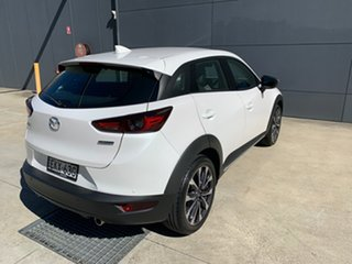 2020 Mazda CX-3 DK2W7A sTouring SKYACTIV-Drive FWD Snowflake White 6 Speed Sports Automatic Wagon