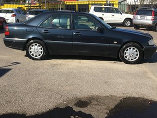 1999 Mercedes-Benz C-Class W202 C240 Elegance 5 Speed Automatic Sedan.