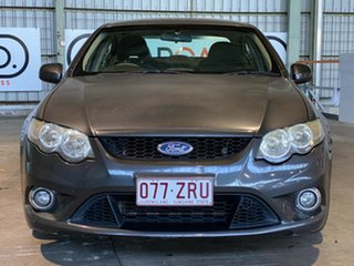2009 Ford Falcon FG XR6 Grey 5 Speed Sports Automatic Sedan