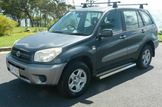 2004 Toyota RAV4 ACA23R CV Grey 4 Speed Automatic Wagon