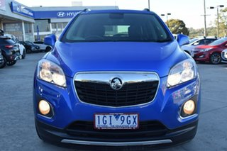 2015 Holden Trax TJ MY15 LTZ Blue 6 Speed Automatic Wagon