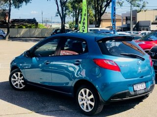 2010 Mazda 2 DE10Y1 Maxx Blue 5 Speed Manual Hatchback.