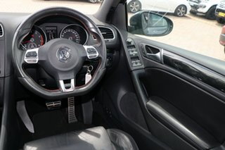 2011 Volkswagen Golf VI MY12 GTI DSG Grey 6 Speed Sports Automatic Dual Clutch Hatchback