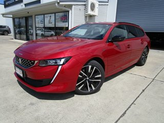 2019 Peugeot 508 R8 MY20 GT Sportwagon Red 8 Speed Sports Automatic Wagon.