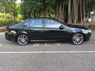 2015 Ford Falcon FG X XR6 Black 6 Speed Manual Sedan.