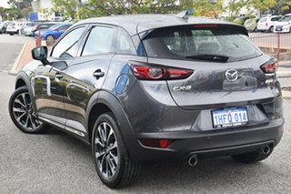 2020 Mazda CX-3 DK4W7A sTouring SKYACTIV-Drive i-ACTIV AWD Grey 6 Speed Sports Automatic Wagon.