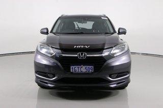 2015 Honda HR-V VTi-S LE Grey Continuous Variable Wagon.