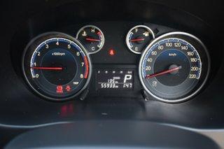 2014 Suzuki SX4 GYA MY13 Crossover Navigator Billet Silver 6 Speed Constant Variable Hatchback