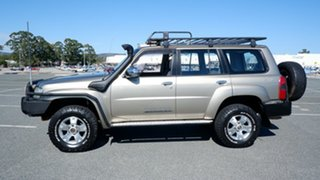 2008 Nissan Patrol GU 6 MY08 ST Gold 4 Speed Automatic Wagon