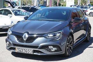 2018 Renault Megane BFB R.S. 280 EDC Grey 6 Speed Sports Automatic Dual Clutch Hatchback