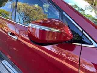 2013 Hyundai Santa Fe DM MY14 Highlander Red 6 Speed Sports Automatic Wagon