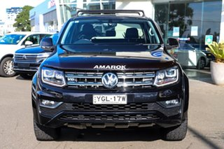 2017 Volkswagen Amarok 2H MY17 TDI550 4MOTION Perm Ultimate Black 8 Speed Automatic Utility