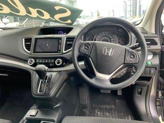 2016 Honda CR-V RM Series II MY17 VTi Grey 5 Speed Automatic Wagon