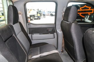 2011 Mazda BT-50 09 Upgrade Boss B3000 DX (4x4) White 5 Speed Manual Dual Cab Pick-up