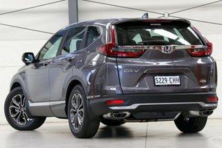2020 Honda CR-V RW MY21 VTi FWD X Modern Steel 1 Speed Constant Variable Wagon.