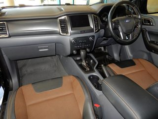 2018 Ford Ranger PX MkII MY18 Wildtrak 3.2 (4x4) (5 Yr) Black 6 Speed Automatic Dual Cab Pick-up.