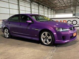 2008 Holden Commodore VE MY09 SS Purple 6 Speed Sports Automatic Sedan.