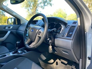 2013 Ford Ranger PX XLT Double Cab Silver 6 Speed Sports Automatic Utility