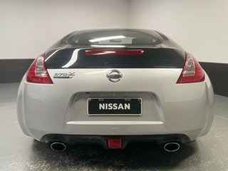 2019 Nissan 370Z Z34 MY20 50th Anniversary Silver 7 Speed Sports Automatic Coupe