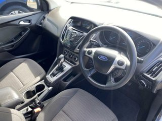 2012 Ford Focus LW MkII Trend PwrShift Ingot Silver 6 Speed Sports Automatic Dual Clutch Hatchback