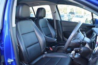 2015 Holden Trax TJ MY15 LTZ Blue 6 Speed Automatic Wagon