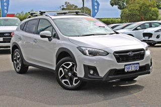 2019 Subaru XV G5X MY20 2.0i-S Lineartronic AWD White 7 Speed Constant Variable Wagon