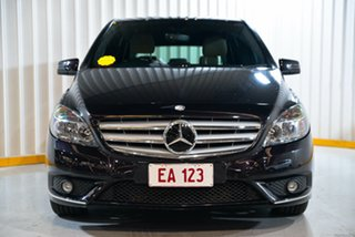 2014 Mercedes-Benz B-Class W246 B200 CDI DCT Black 7 Speed Sports Automatic Dual Clutch Hatchback