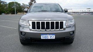2011 Jeep Grand Cherokee WK MY2011 Laredo Grey 5 Speed Sports Automatic Wagon