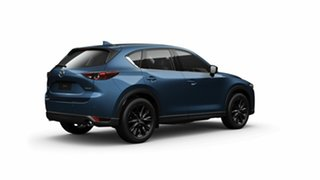 2021 Mazda CX5KAW5GTSP4 1 Eternal Blue Automatic Wagon.