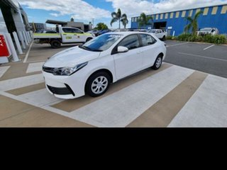 2016 Toyota Corolla ZRE172R Ascent Glacier White 7 Speed CVT Auto Sequential Sedan