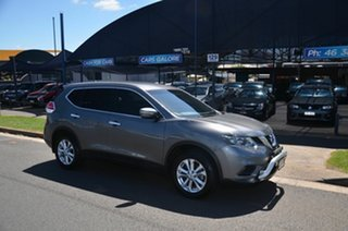2016 Nissan X-Trail T32 ST (FWD) Grey Continuous Variable Wagon.