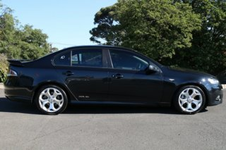 2012 Ford Falcon FG MkII XR6 Silhouette 6 Speed Sports Automatic Sedan
