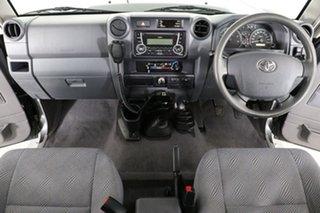 2016 Toyota Landcruiser VDJ76R MY12 Update GXL (4x4) Graphite 5 Speed Manual Wagon