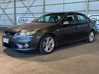 2009 Ford Falcon FG XR6 Grey 5 Speed Sports Automatic Sedan.