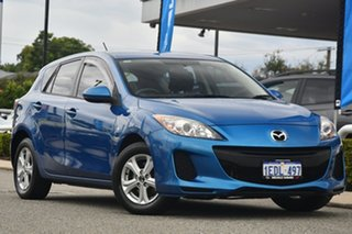 2012 Mazda 3 BL10F2 Neo Activematic Blue 5 Speed Sports Automatic Hatchback.
