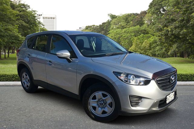 Used Mazda CX-5 KE1072 Maxx Paradise, 2015 Mazda CX-5 KE1072 Maxx Billet Silver 6 Speed Manual Wagon